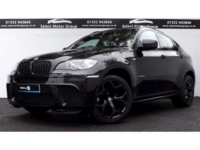 BMW X6 3.0 Xdrive30d Coupe Automatic Diesel