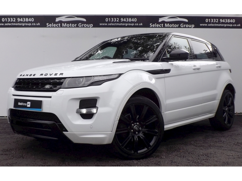 Land Rover Range Rover Evoque Sd4 Dynamic Lux Estate 2.2 Automatic Diesel
