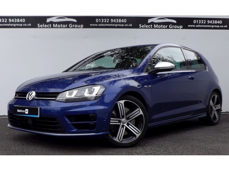 Volkswagen Golf R 2.0 TSI BlueMotion Tech DSG 4Motion 3dr Hatchback Semi Auto Petrol
