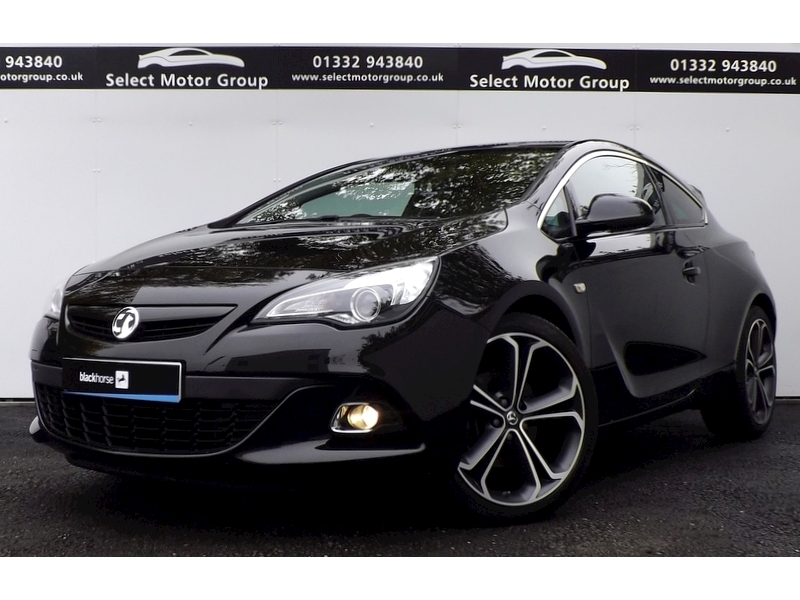 Vauxhall Astra GTC 1.4 Turbo 140 Limited Edition S/S 3dr Hatchback Manual Petrol