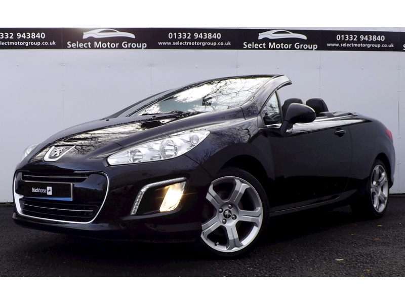 Peugeot 308 308 2.0 HDI Allure CC 2dr Convertible Manual Diesel