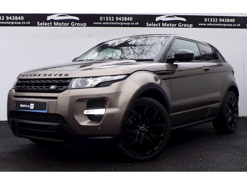 Land Rover Range Rover Evoque 2.2 SD4 Dynamic LUX 3dr Coupe Automatic Diesel