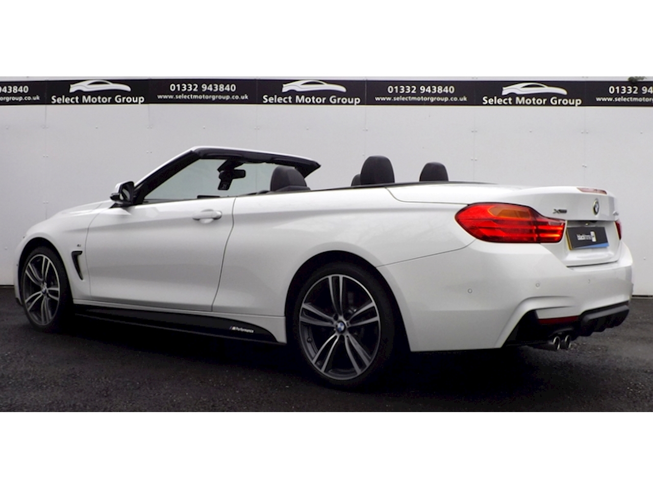 4 Series 435D 3.0 Xdrive M Sport Convertible Automatic Diesel