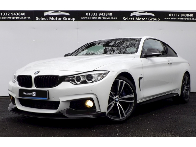 BMW 4 Series 430D 3.0 M Sport Coupe Automatic Diesel