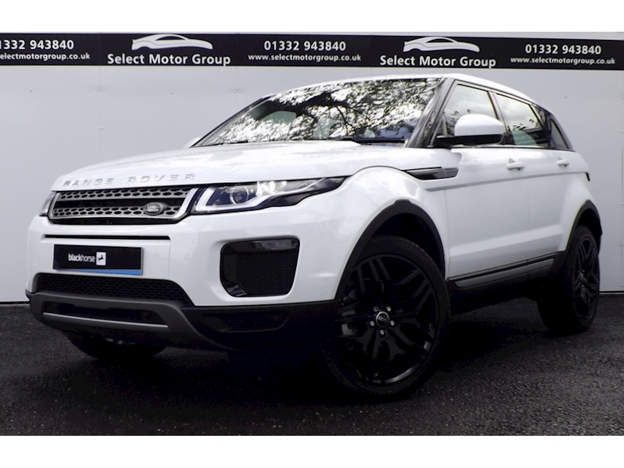 Range Rover Evoque 2.0 TD4 SE Estate Automatic Diesel