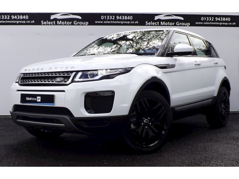 Land Rover Range Rover Evoque 2.0 TD4 SE Estate Automatic Diesel
