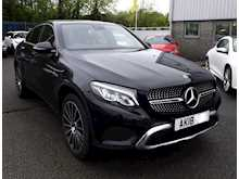 Glc-Class GLC 250 D 4Matic Sport Premium Plus 2.1 4dr Coupe Automatic Diesel