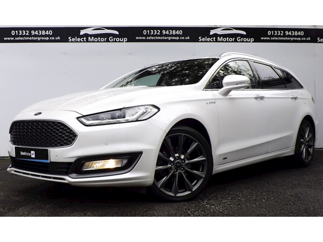 Used 2017 Ford Mondeo Vignale 2 0 Tdci 180 Awd 5dr Estate