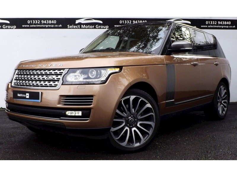Land Rover Range Rover 5.0 V8 4WD Autobiography 5dr Estate Automatic Petrol