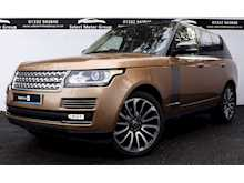 Range Rover 5.0 V8 4WD Autobiography 5dr Estate Automatic Petrol