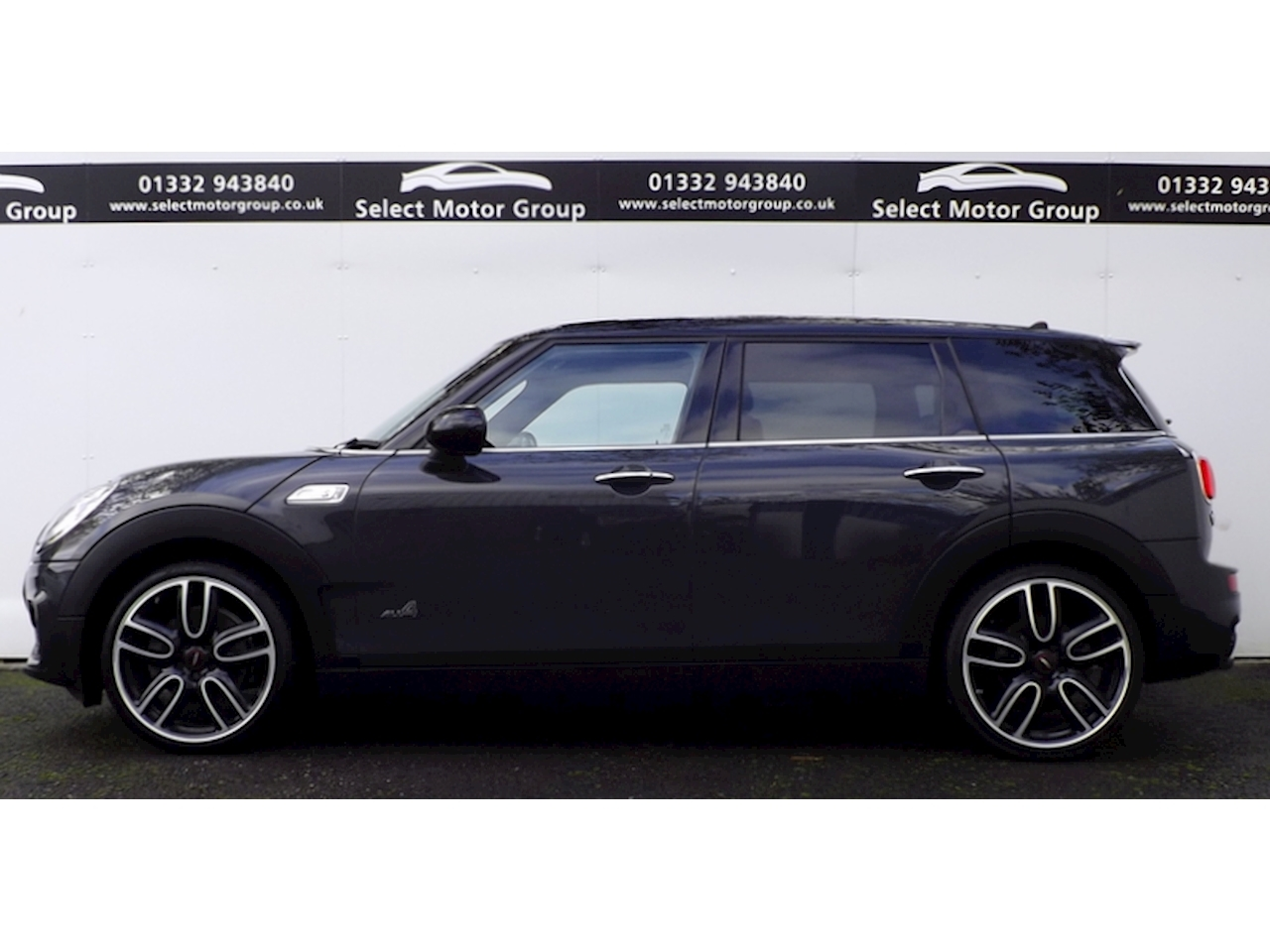 Mini Clubman 2.0 Cooper S ALL4 5dr Estate Manual Petrol