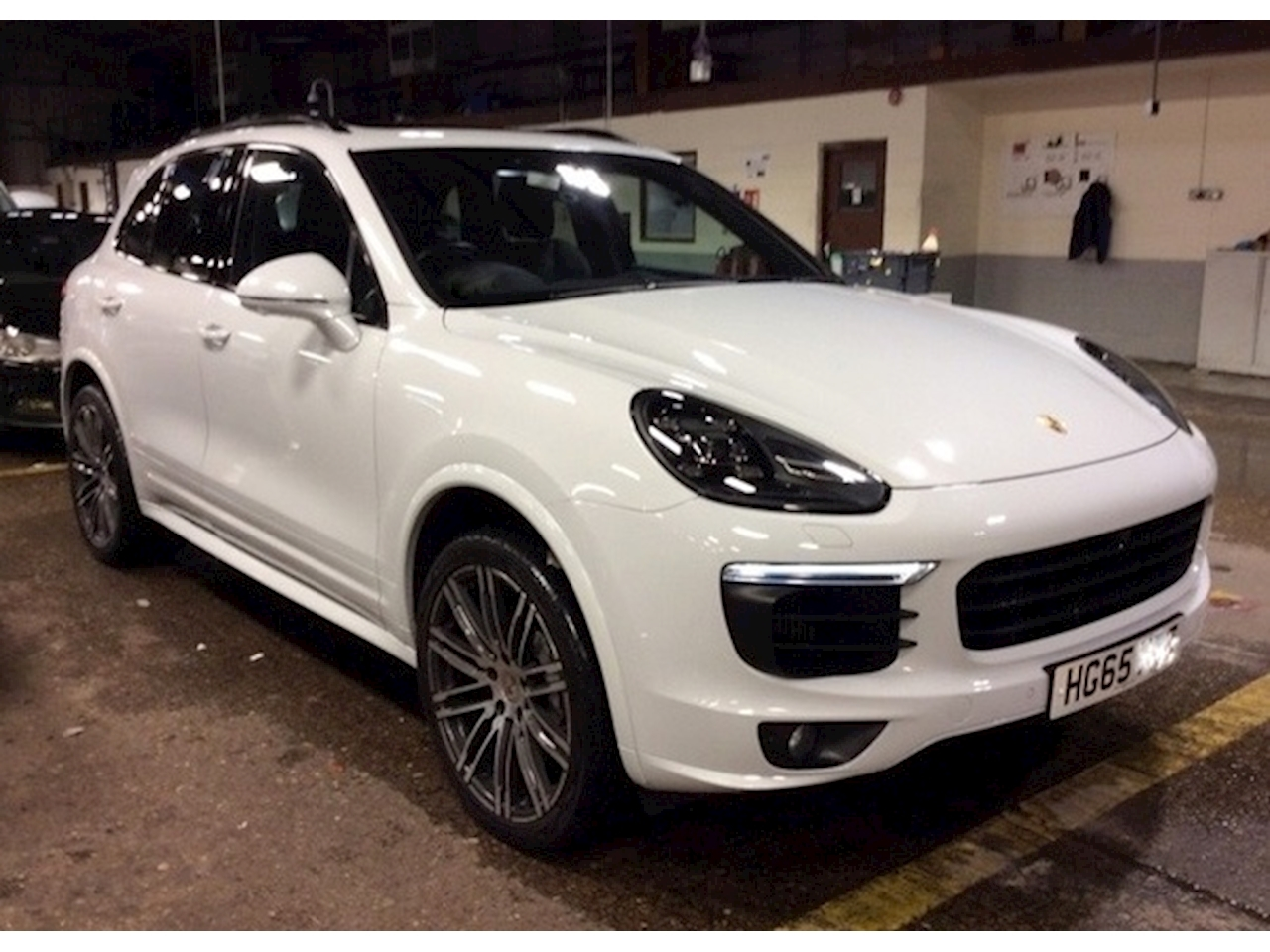 Cayenne 3.0 D V6 Tiptronic S Estate Automatic Diesel