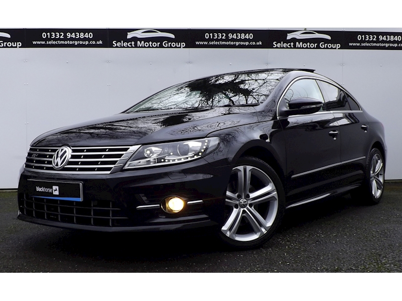 CC 2.0 TDI 184 R Line Bluemotion Technology DSG 4dr Coupe Semi Auto Diesel