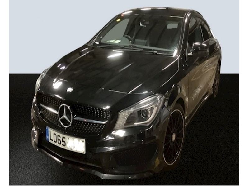 Mercedes-Benz CLA CLA 220 D 2.2 CDI 4Matic AMG Line 4dr Saloon Automatic Diesel