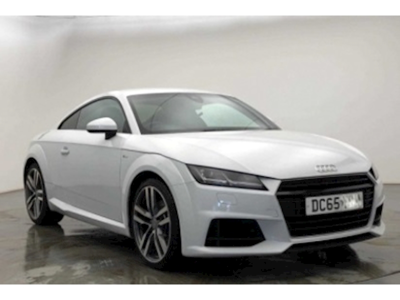 Audi TT 2.0 TDI 184 Ultra S Line 2dr Coupe Manual Diesel