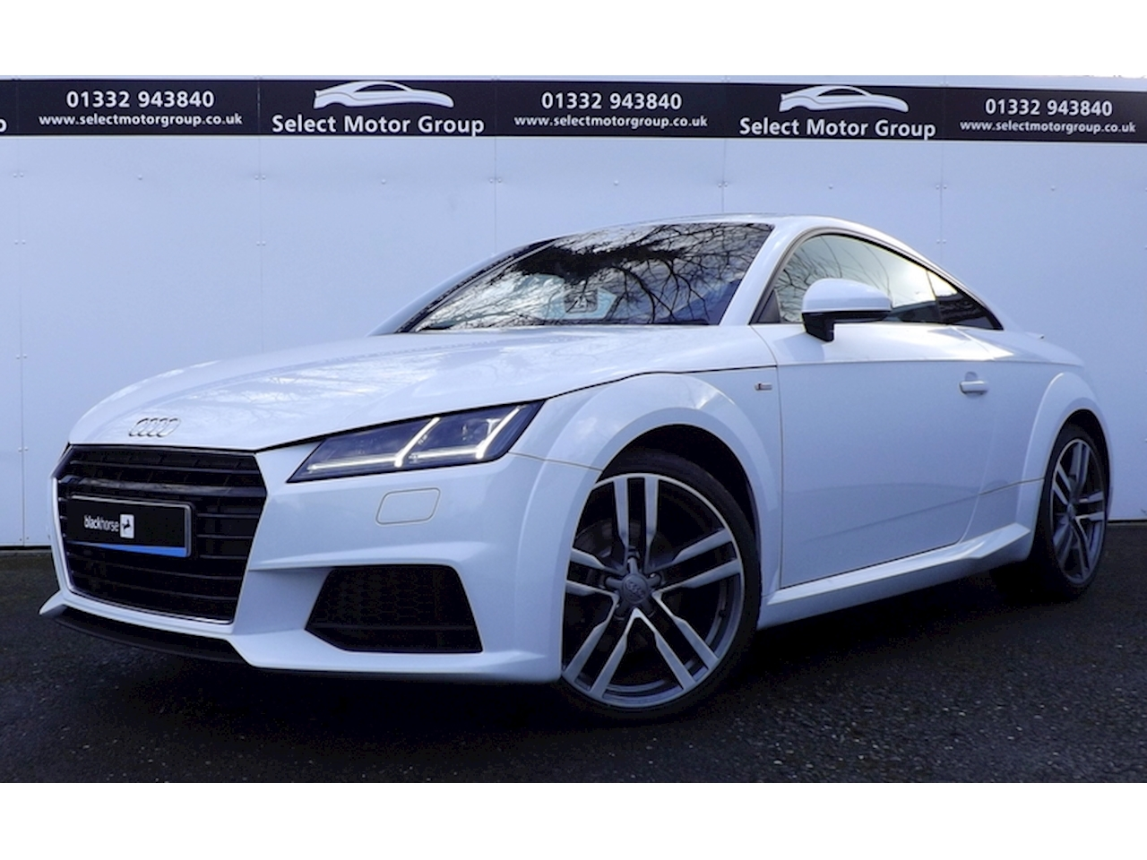 TT 2.0 TDI 184 Ultra S Line 2dr Coupe Manual Diesel