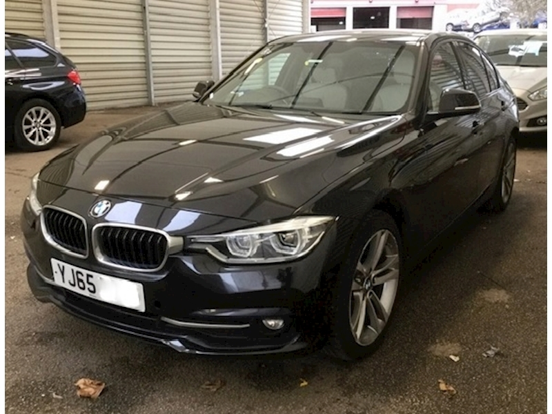 BMW 3 Series 320D 2.0 Sport STEP Saloon 4dr Saloon Automatic Diesel