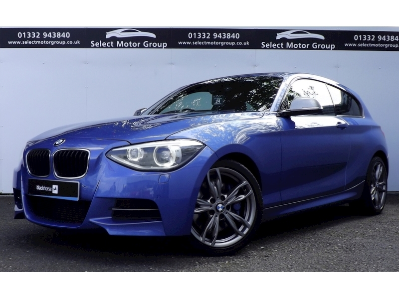 BMW 1 Series M135i 3 door 3 Door Sports Hatch 3 Automatic Petrol