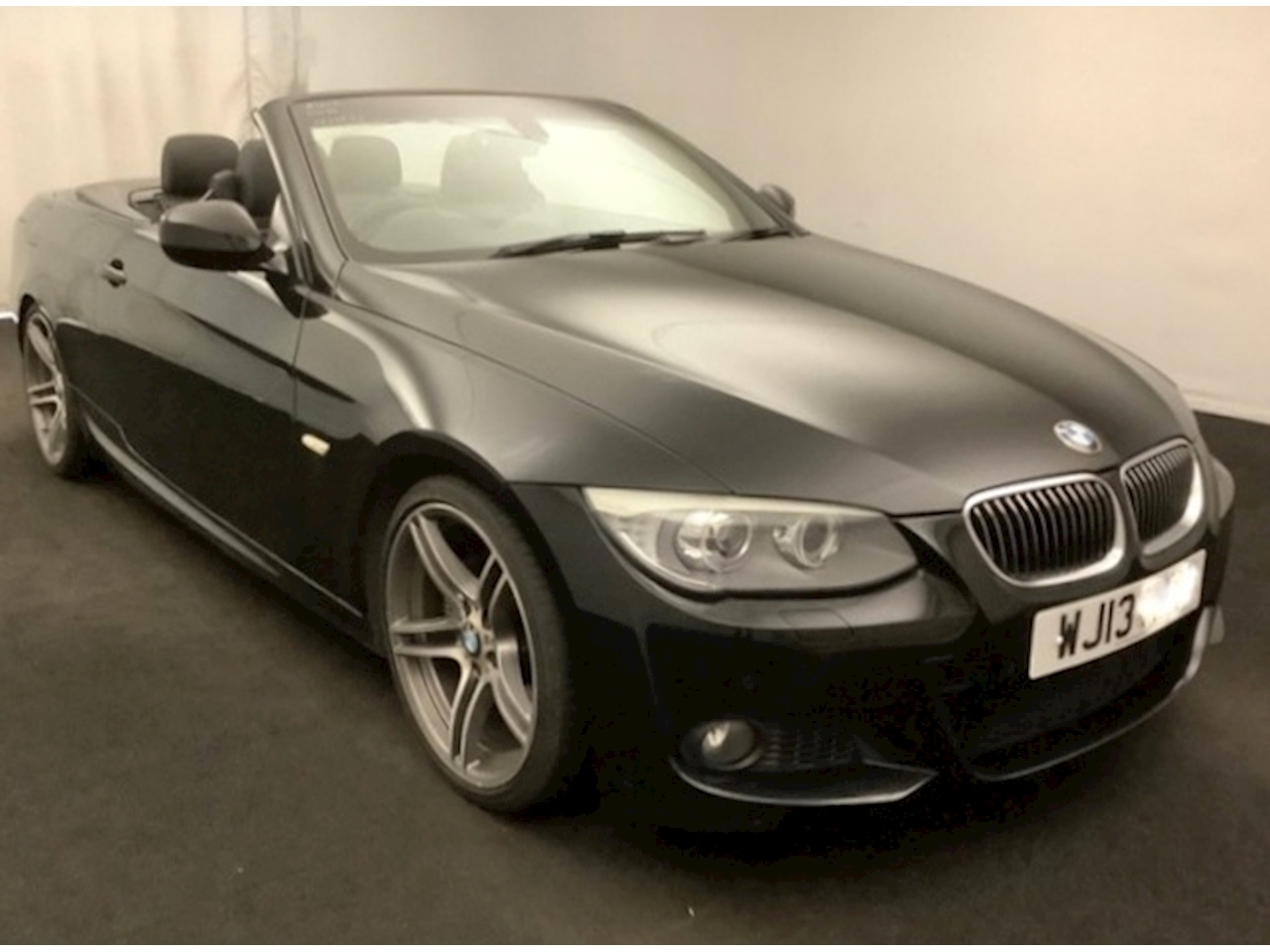 3 Series 330D 3.0 Sport Plus Edition Convertible Automatic Diesel