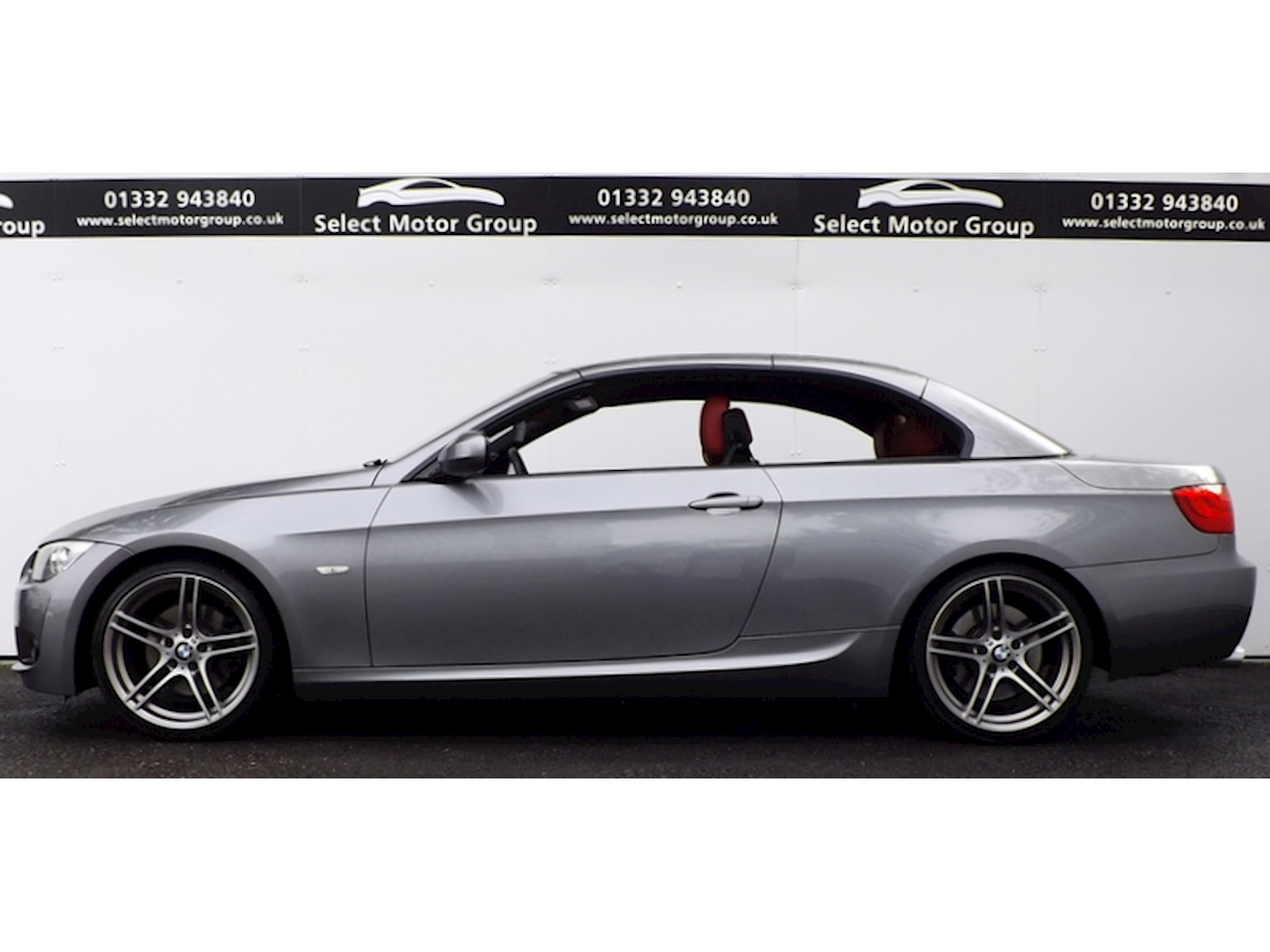 3 Series 330D 3.0 M Sport Convertible 2dr Convertible Automatic Diesel