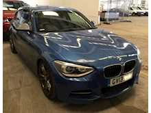 1 Series M135i 3.0 T STEP door 3 Door Sports Hatch Automatic Petrol