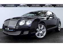 Continental GT 6.0 W12 Coupe Automatic Petrol