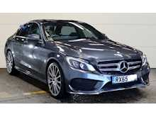 C Class AMG Line Saloon 2.1 7G-Tronic+ Diesel