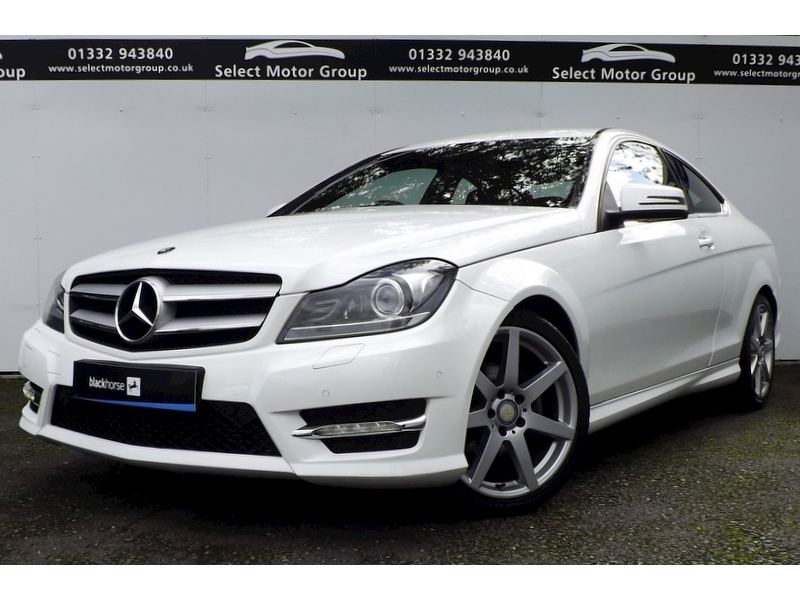 Mercedes-Benz C Class 1.6 AMG Sport Edition Coupe 7G-Tronic Plus Petrol