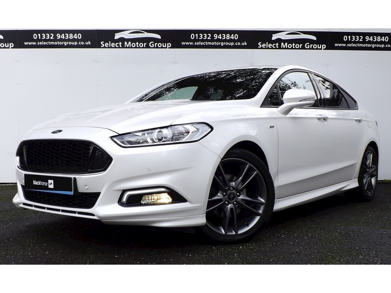 Ford Mondeo 2.0 tdci 180 ST-Line Edition Hatchback Powershift Diesel