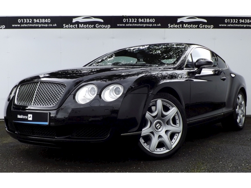 Bentley Continental GT 6.0 W12 Coupe Automatic Petrol