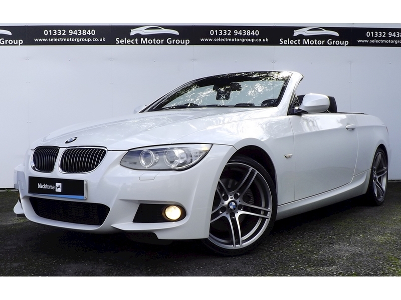 BMW 3 Series 330D 3.0 M Sport Convertible 2dr Convertible Automatic Diesel