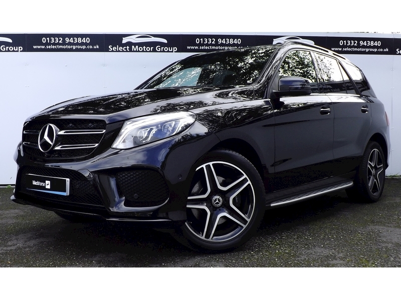 Mercedes-Benz GLE 250D 2.1 AMG Line (Premium) 4-MATIC SUV G-Tronic Diesel