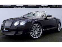 Continental 6.0 W12 GTC Speed Convertible Automatic Petrol