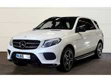GLE Class 250 D 2.1 AMG Line Premium 4MATIC SUV 9G-Tronic Diesel