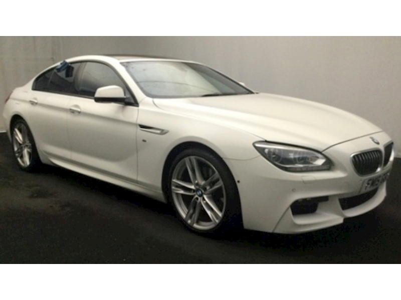 BMW 6 Series Gran Coupe 640D 3.0 M Sport 4dr Saloon Automatic Diesel