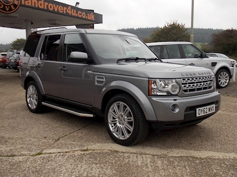 Land Rover Discovery 4 SDV6 HSE 8 SPD