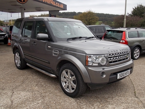 Land Rover Discovery 4 3.0 TDV6 GS