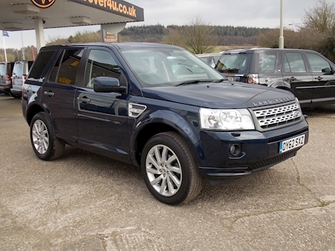 Land Rover Freelander 2 SD4 HSE Auto