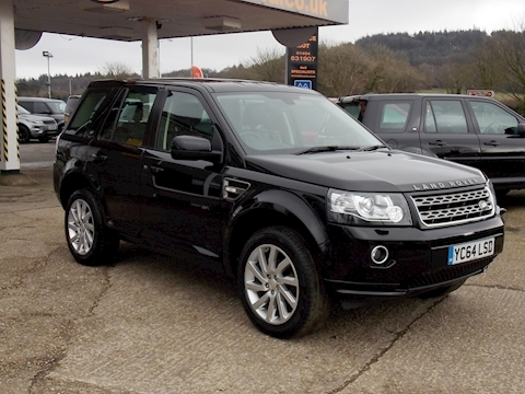 Land Rover Freelander 2 Td4 Se Tech