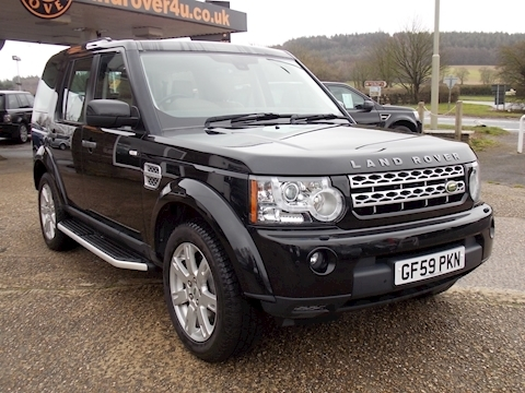 Land Rover Discovery 4 3.0 TDV6 XS
