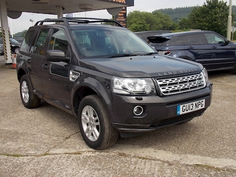 Land Rover Freelander 2 Sd4 Xs