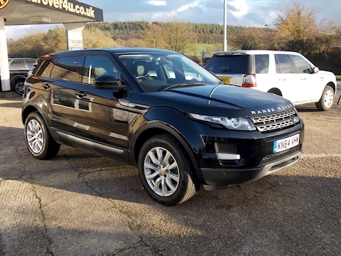 Land Rover Range Rover Evoque Pure Tech 9 Speed