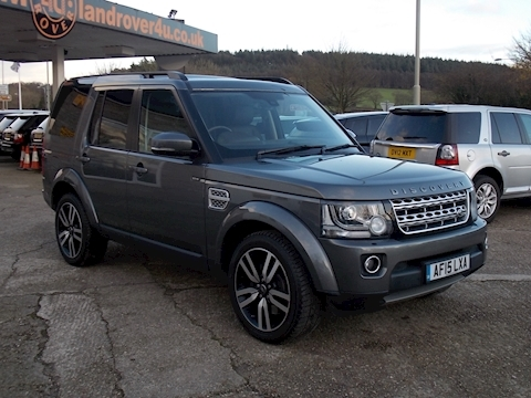 Land Rover Discovery 4 HSE Luxury Sdv6 8 Speed