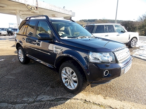 Land Rover Freelander 2 Sd4 Hse