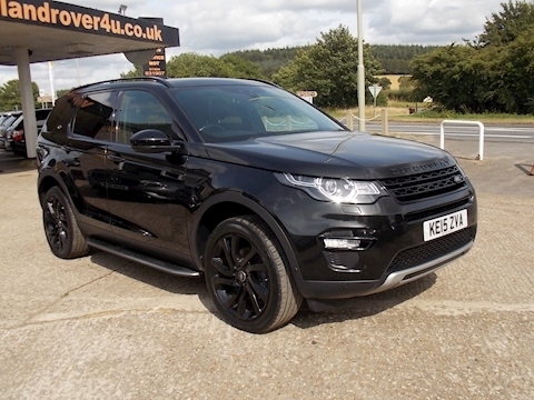 Land Rover Discovery Sport Sd4 Hse Luxury