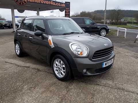 Mini Mini Countryman One D