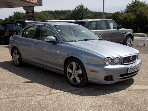 Jaguar X-Type Se