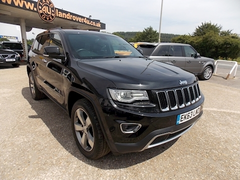 Jeep Grand Cherokee V6 Crd Limited Plus
