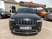 Jeep Grand Cherokee V6 Crd Limited Plus - Thumb 1