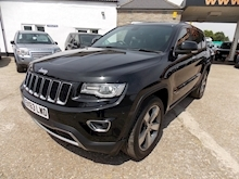 Jeep Grand Cherokee V6 Crd Limited Plus - Thumb 2